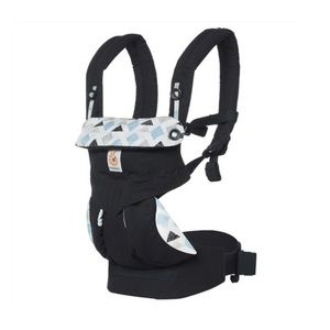 Ergobaby | Omni 360 Baby Carrier—Triple Triangle